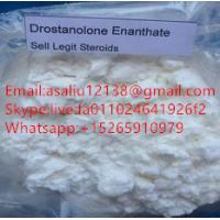 Buy cheap Strong Effect Raw Steroid Powder , Drostanolone Enanthate Steroid Purity 99.9% from wholesalers