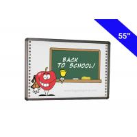 Buy cheap School Education Smart Touch Screen Interactive Whiteboard 1920X1080 Pixels from wholesalers