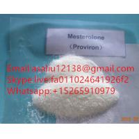 Buy cheap Mesterolone Proviron Research Chemical Powders Male Enhancement Steroid CAS 1424-00-6 from wholesalers