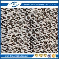 Buy cheap Super Soft Printed Fleece Fabric D Knitted  Shrink - Resistant from wholesalers