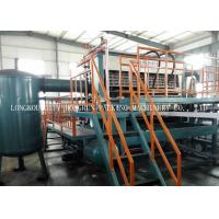 Buy cheap Large Capacity Paper Pulp Molding Machine , Egg Carton Making Machine from wholesalers