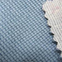 Buy cheap Bleached fabric, 240cm/105 to 110gsm/150D/288F, wide width broad microfiber polyester peach skin from wholesalers