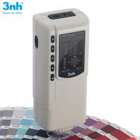 Buy cheap Portable Paper Colorimeter Color Difference Meter Nr110 4mm Measuring Aperture from wholesalers