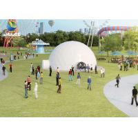 Buy cheap Immersive Projection Dome 5D Movie Theater For Amusement Park SGS GMC from wholesalers