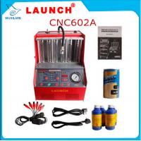China Launch CNC602a Injector Cleaner and Tester CNC-602 110V & 220V on sale