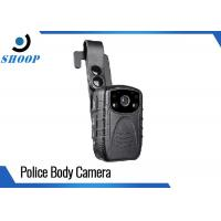 Buy cheap High Resolution Security Guard Body Camera 1296P GPS Ambarella A7 from wholesalers