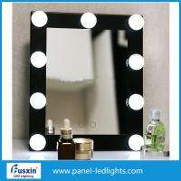 Buy cheap Pure White Portable Led Vanity Mirror No Pollution AC 220-240V from wholesalers