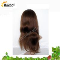 Fashionable Natural Wave Brazilian Human Hair Lace Front Wig Manufactures
