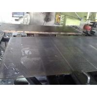 Buy cheap 304 316 Food Grade 0.5mm thickness Stainless Steel Perforated Metal Sheet from wholesalers
