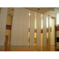 Buy cheap Standard Durable Operable Office Partition Walls Sound Proofing Customized from wholesalers
