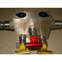 Single Flang Five Manifolds Electric Valve Actuator For Natural Gas Station Manufactures