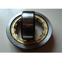 Chrome Steel C3 Cylindrical Roller Bearing NU320ECM , Brass Cage And Single Row Manufactures