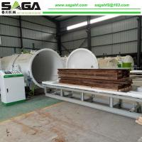 Buy cheap Short Time Hardwood Drying Kiln Price High Frequency Vacuum Chambers For Wood Drying from wholesalers