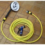 Buy cheap Car wash brush,water power rolling brush, car cleaning brush, auto cleaning brush from wholesalers