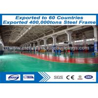Wholesale Painting Structural Steel Formed Prefab Steel Frame Buldings CE Verified from china suppliers