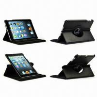 Buy cheap Leather Case for iPad Mini, with 7,600mAh Capacity, Mobile Power Bank from wholesalers