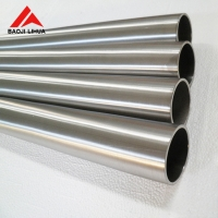 Buy cheap Corrosion resistance Titanium Seamless Tube ASTM B337 Gr1 Gr2 OD 25.4mm Thick 1.2mm from wholesalers