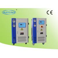 Blue Box Industrial Water Chiller , Air Cooled Portable Water Chiller