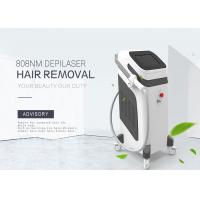 Buy cheap CE Approval 808nm Diode Laser Hair Removal Machine For Spa Two Years Gurantee from wholesalers