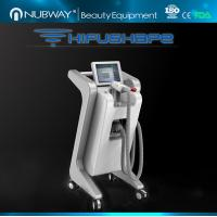 Buy cheap fast ultrasonic/liposuction procedure vertical HIFUSHAPE for body slimming from wholesalers