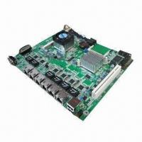 Buy cheap Firewall Motherboard with 6x Intel Chips and 1,000M LAN Card from wholesalers