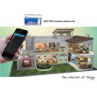 Buy cheap GPRS SMS Command Ethernet RTU GSM Remote Monitoring Security Alarm System from wholesalers