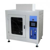 Buy cheap 220V / AC 50Hz Flammability Testing Equipment ​Needle Flame Tester product