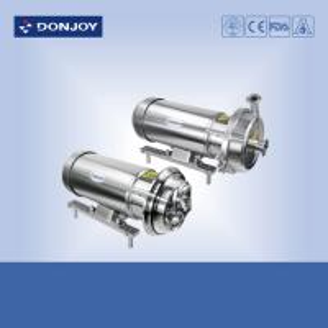 KS40 - 1 316L centrifugal pump , open impeller pump for biological pharmacy