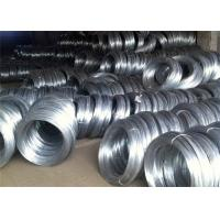 Buy cheap GB JIS High Carbon Steel Wire , High Tensile Prestressed Mild Steel Spring Wire from wholesalers