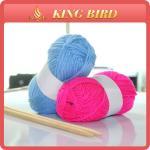 Buy cheap 8S / 4 Acrylic Chunky Knitting Yarn 10 grams ball For DIY crochet from wholesalers