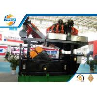 Professional Solid Control Equipment Oilfield Drilling Mud Cleaner , API Manufactures
