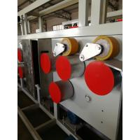 Buy cheap Colorful PET Strap Extrusion Line , PP Strap Manufacturing Machine Stable Operation from wholesalers