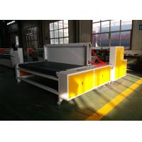 Buy cheap Durable Thin Blade Slitter Scorer / Corrugated Paperboard Machine With Stacker from wholesalers