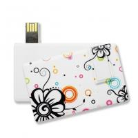 Buy cheap Printing Card USB Credit Card Flash Drives 1GB 2GB 4GB Promotion from wholesalers