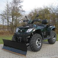 Buy cheap Water Cooled 22 KW Utility Vehicles ATV 4 Stroke 600 EFI 4 X 4 Engine from wholesalers