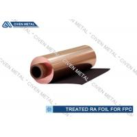 Buy cheap Surface Treated RA Copper Foil Roll Sheet With High Peel Strength For FPC from wholesalers