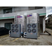 Wholesale 10HP R417a 12KW Copeland Compressor Water Source Heat Pump from china suppliers