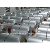 Buy cheap G50 Steel Galvanised Slit Coil For Roofing Sheets SGCC SPCC Normal Spangle from wholesalers