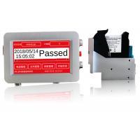 Buy cheap MX1 Expiry Date Inkjet Printer / Egg Inkjet Printer For Batch Coding from wholesalers