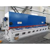 China 6M Long Mechanical Plate Guiiotine Shear Machine In Metal Cutting Machinery Resale on sale