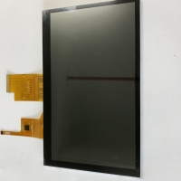 Buy cheap LVDS GT911 Driver 7 1024x600 Capacitive Tft Lcd Panel from wholesalers