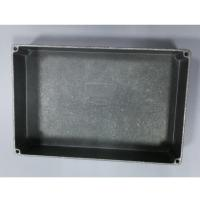 Buy cheap ADC-12 alloy die cast aluminum box Enclosure Cases 1590DD use for 4 screws dimensions 188mm*120mm*37mm from wholesalers