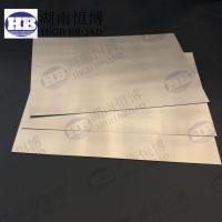 Buy cheap Thin 0.1mm Pure 99.95% Az31 Magnesium Plate , Magnesium Sheet Metal from wholesalers