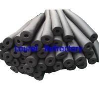 Buy cheap High Density Plastic Rubber Foam Pipe Insulation Sound Absorption Fireproof from wholesalers