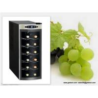 Buy cheap 12 bottles beverage refrigerator from wholesalers