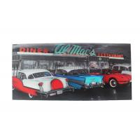 Buy cheap Custom Printing 3D Lenticular Poster PET Flip Change Image High Definition from wholesalers