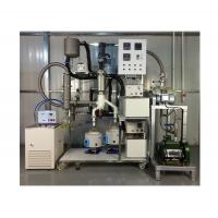 Buy cheap Fully Automatic CBD Oil Extraction Wiped Film Evaporator/omplete molecular distillation, Factory price molecular still , from wholesalers