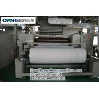 Wholesale Single / Double Beam Non Woven Fabric Making Machine For Woven Fabric Production from china suppliers