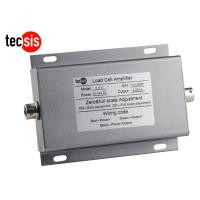 Buy cheap Small Transducer Load Cell Amplifier Digital Input / Load Cell Transmitter from wholesalers