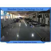 Buy cheap High Sensitive Under Vehicle Inspection System , Under Vehicle Scanning System from wholesalers